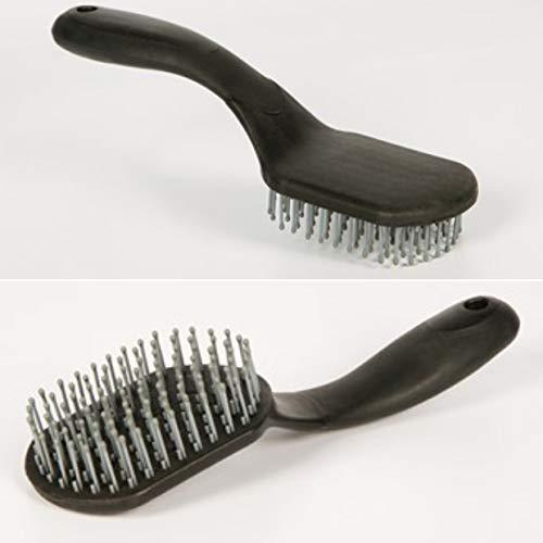Harry´s Horse Mähnen- und Schweifbürste, Farbe:schwarz