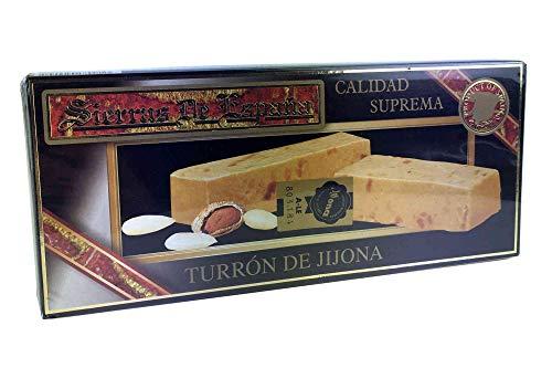 Turrón de Jijona - Weicher Nougat mit gerösteten Mandeln 200g Turron aus Spanien
