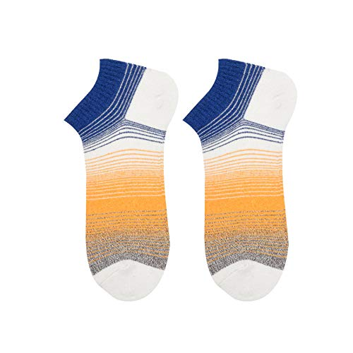 Comfortabel Ademend Comfort Beste Sport Sokken Heren Dunne Sectie Deodorant Ademende Low Tube Sokken Zomer Sport Sokken Stijl D
