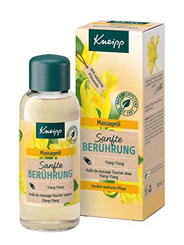 Kneipp Pflegendes Massageöl Sanfte Berührung, für sinnlich-exotische Momente, Ylang-Ylang, 100 ml