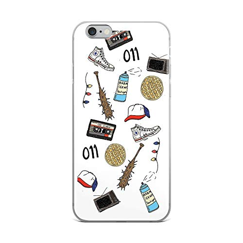 iPhone 6 Plus/6s Plus Pure Clear Case Cases Cover Stranger Things ...