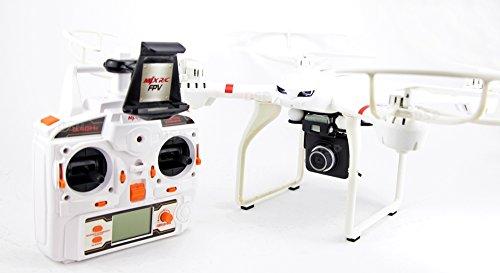 MJX X101 Wifi Kamera C4018 2.4 GHz 4-Kanal Drohne