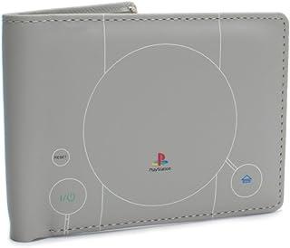 numskull Playstation 1 Geldbörse - im PS1 Konsolen Design - grau (Portemonnaie) - [Edizione: Germania]