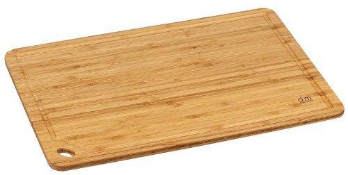 DM CREATION 00172 Slim Planche à Découper Moyen Modèle Bambou 35 x 30 x 1 cm