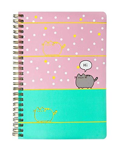 notebook kawaii Undercover- Taccuino A5 con Rilegatura a Spirale