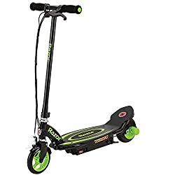 This Razor Power Core E90 electric scooter is designed with continual fun in mind, and increased ride time of up to 80 minutes Your Razor E90 is made to be maintenance free with no alignment issues, no chains or chain tensioner so you can keep on sco...