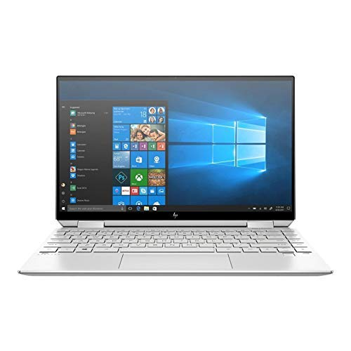 "HP Spectre x360 13-aw0053na 4K BrightView 13.3"" AMOLED Convertible Laptop - i7 1065G7, 16GB 3200MHz DDR4, 1TB SSD, Wireless 11ax & Bluetooth 5.0, Windows 10 Pro - UK Keyboard Layout (Renewed)"