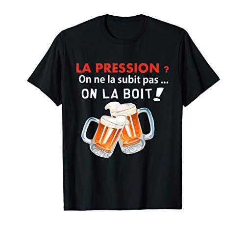 Humour Bière pression T-Shirt