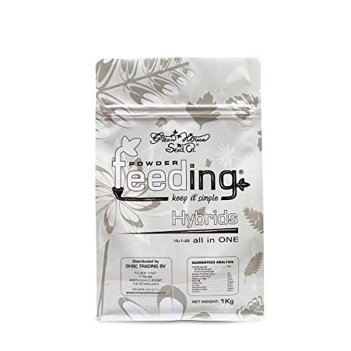 Green House - Powder Feeding Hybrids - 125gr