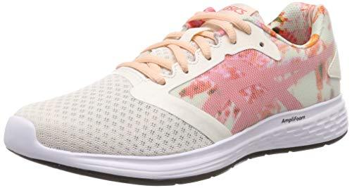 Asics Patriot 10 SP, Zapatillas de Running Mujer, Beige (Cream/Papaya 101), 42 EU