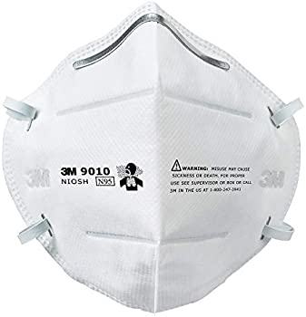 50-Pack 3M N95 Particulate Respirator