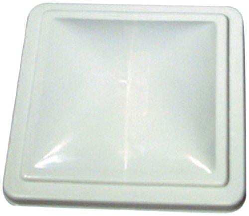 Camco 40161/40168 White Unbreakable Polycarbonate Vent Lid - Ventline (pre 2008) & Elixir (since 1994)