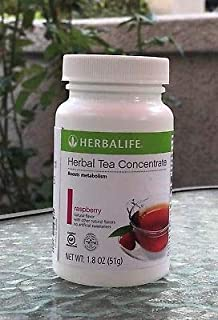 Herbal Tea Concentrate: Raspberry 1.8 Oz