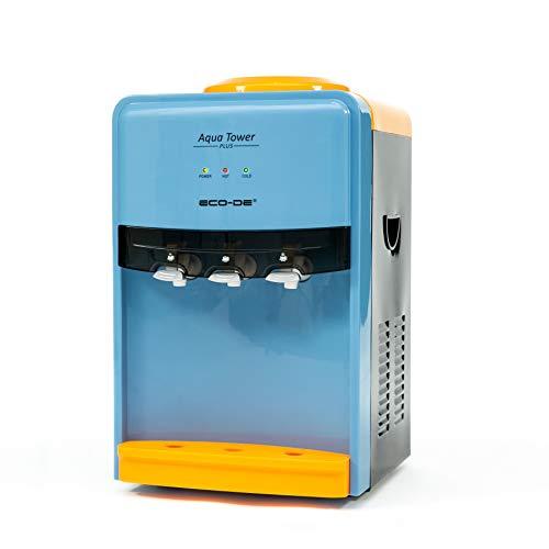Dispensador de Agua Aqua Tower Plus Eco-DE (no Incluye Filter Tower ni filtros) ECO-3190