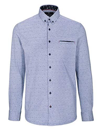BASEFIELD Herren Jerseyhemd 1/1-XL