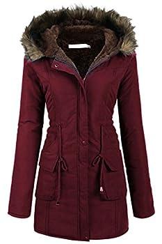 Best fur lined hooded coat Reviews