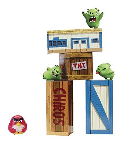 Angry Birds - Set de explosión (Bizak 61920506)