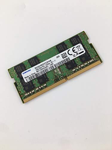 SiQuell® 16GB DDR4 PC4-25600 3200MHz 260 PIN SODIMM 1.2V CL22 PC RAM Memory Module bestehend aus Samsung M471A2K43DB1-CWE