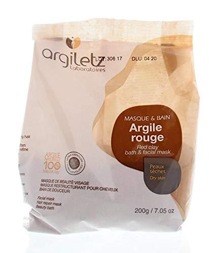 Argiletz Argiles di colore argilla rossa Ultra Ventilata 200g