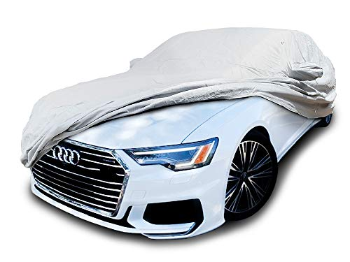 CarsCover Custom Fit 2004-2019 Audi A6 S6 Car Cover for 5 Layer Ultrashield Covers