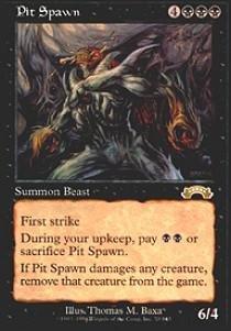 Magic: the Gathering  Pit Spawn  Exodus