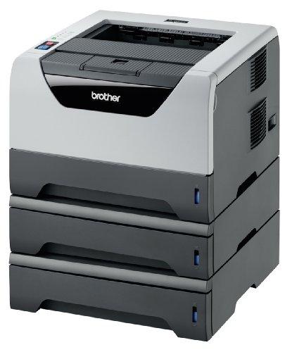 Brother HL-5350DN2LT Professioneller Monochrome Laserdrucker (1200 x 1200 dpi) grau
