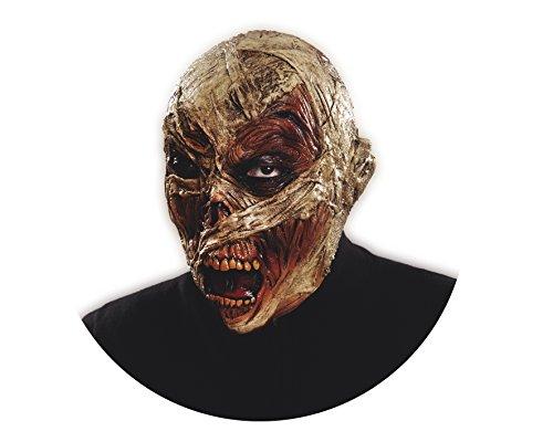My Other Me Viving Costumes MOM00356 Masque de Momie des ténèbres pour Adultes Taille Unique