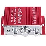 Redcolourful 12V 2CH Mini-HiFi-Stereo-Audio-Kleinverstärker AMP für...