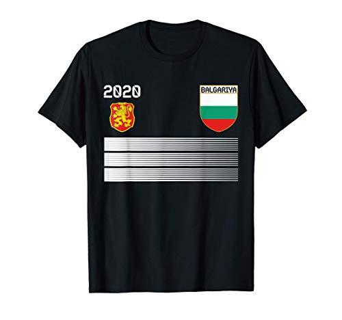 Camisola de futbol de Bulgaria 2020 Futbol de Bulgaria Camiseta