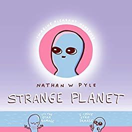 Strange Planet KF8 (English Edition)