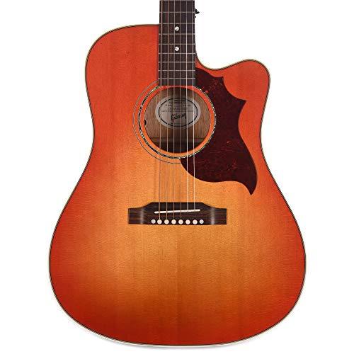 Gibson Hummingbird Mahogany AG 2019 - Mahogany Burst