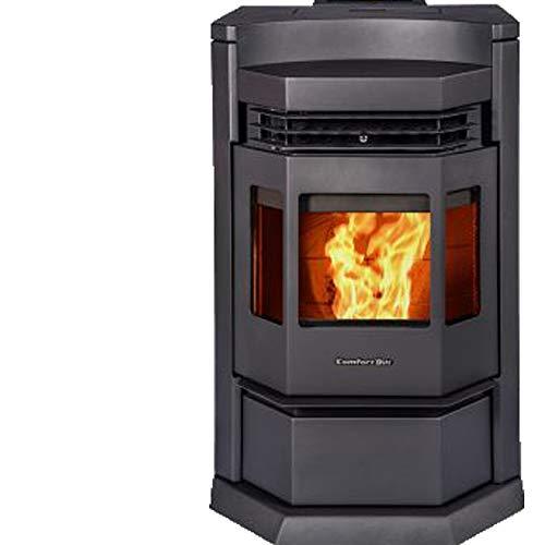 Comfortbilt HP22-N Pellet Stove Carbon Black