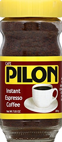 Pilon Cafe Instant Espresso Coffee, 7.05 Ounce