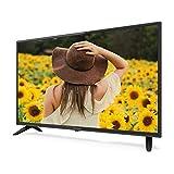STRONG SRT32HC2003 HD Ready LED TV, écran 80 cm, 32 Pouces, 1366 * 768 Pixels HDMI x2 (Dont 1 HDMI Arc), USB multimédia, Spdif Optique, Contrôle Parental, CI+, Noir [Classe énergetique A]
