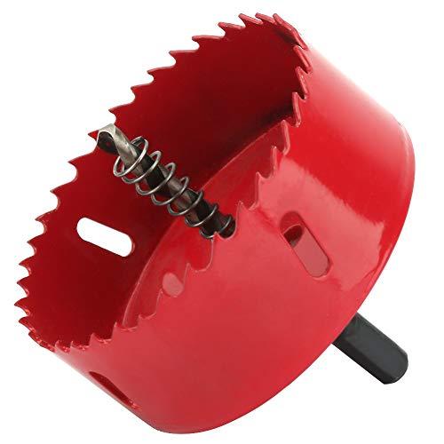El agujero de 90mm vio el cortador de metal con la herramienta de corte de dientes de broca de centrado para el tablero de...