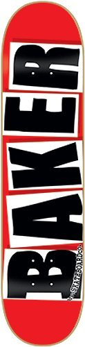 Baker Brand Logo 7.88 Planche de...