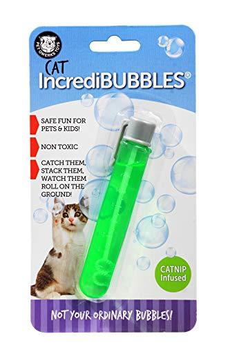 Pet Qwerks Kitty Incredibubbles