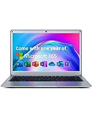 "$172 » Jumper Laptop 13.3"" Full HD 1920 x 1080 IPS 4GB RAM 64GB ROM Windows 10 Intel Celeron Processor Thin and Light Laptop Free Office 1 Year Dual Band 5GHz WiFi,Bluetooth, with Webcam"