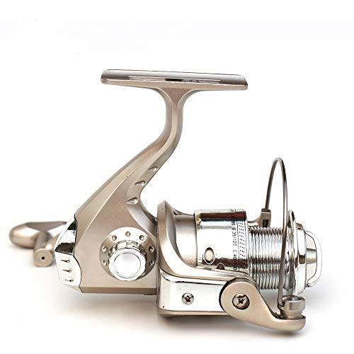 LQJin Carrete de Pesca de Bobina 6BB de Giro del Carrete de Pesca Carretes Equipos de Calidad for la Pesca (Spool Capacity : 5000 Series)