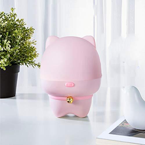 Nachtlampje, USB-opladen, ster-ledlamp, romantische sfeer met zwaailicht, schattige lamp.