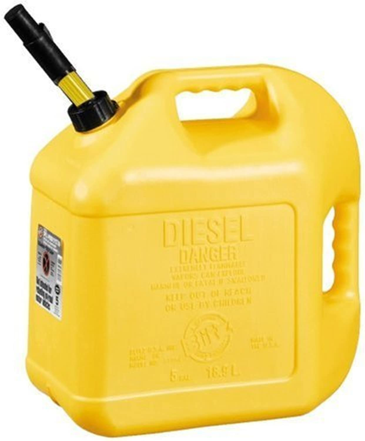 Midwest Can Diesel Can 5 Gal Meets Carb And Epa Requirements