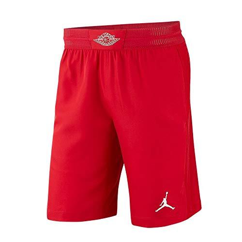 Nike ULT Flight, Pantaloncini Uomo, Rosso (Gym Rosso/Bianco), M