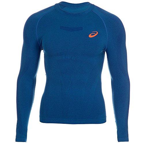 ASICS Motion Muscle Manches Longues T-Shirt Course à Pied - S