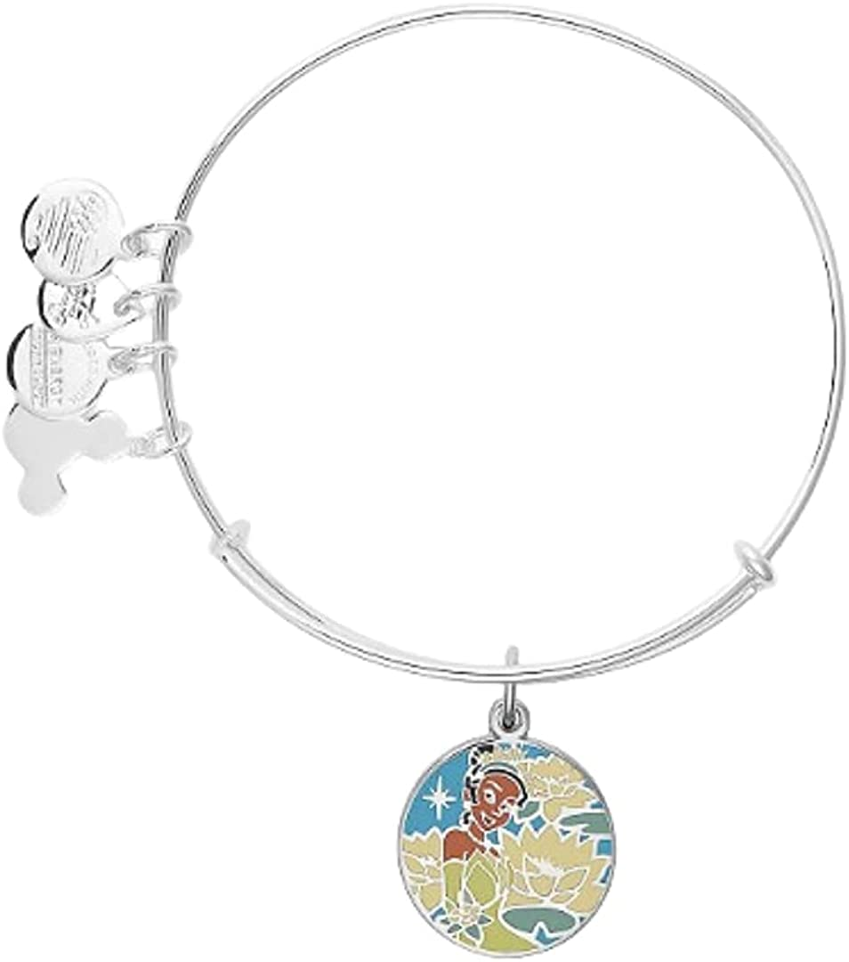 Disney Parks Max 46% OFF Tiana Industry No. 1 Bracelet Expandable Silver