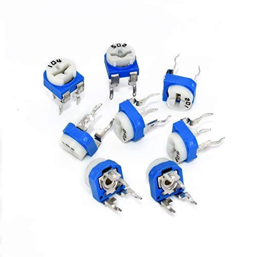 E-Projects - 200k Ohm Variable Translated Top Clearance SALE Limited time Resistor Trimmer Adjustm Pot