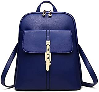 Ms. fashion casual shoulder bag.(KLY48/BLUE)