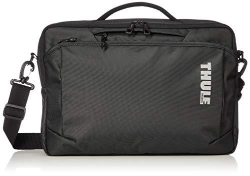 """Thule TSSB316DSH - Bolsa con Varios Compartimentos para Ordenador de 15.6"""", Color Gris Oscuro"""