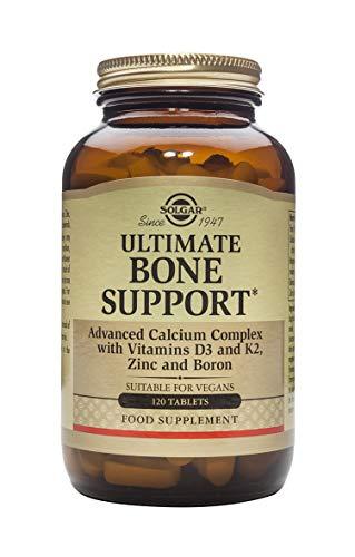 Solgar-Ultimate Bone Support: 120 Tablets