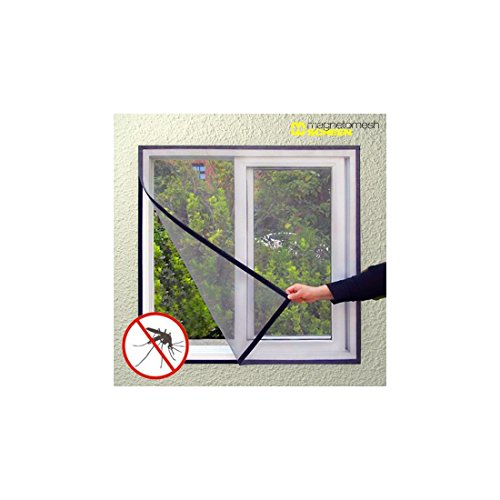cortinas mosquiteras para puertas 150x210