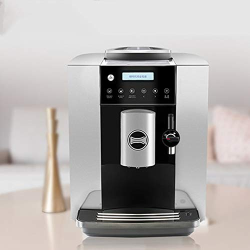 Best Prices! KOKO coffee machine home automatic one machine coffee maker with milk cream latte, capp...